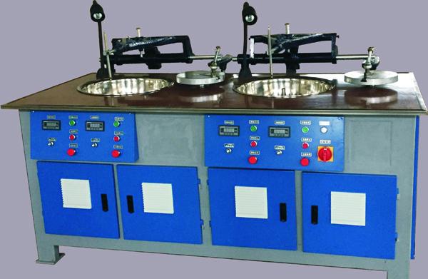 LSP40.2B两轴研磨抛光机