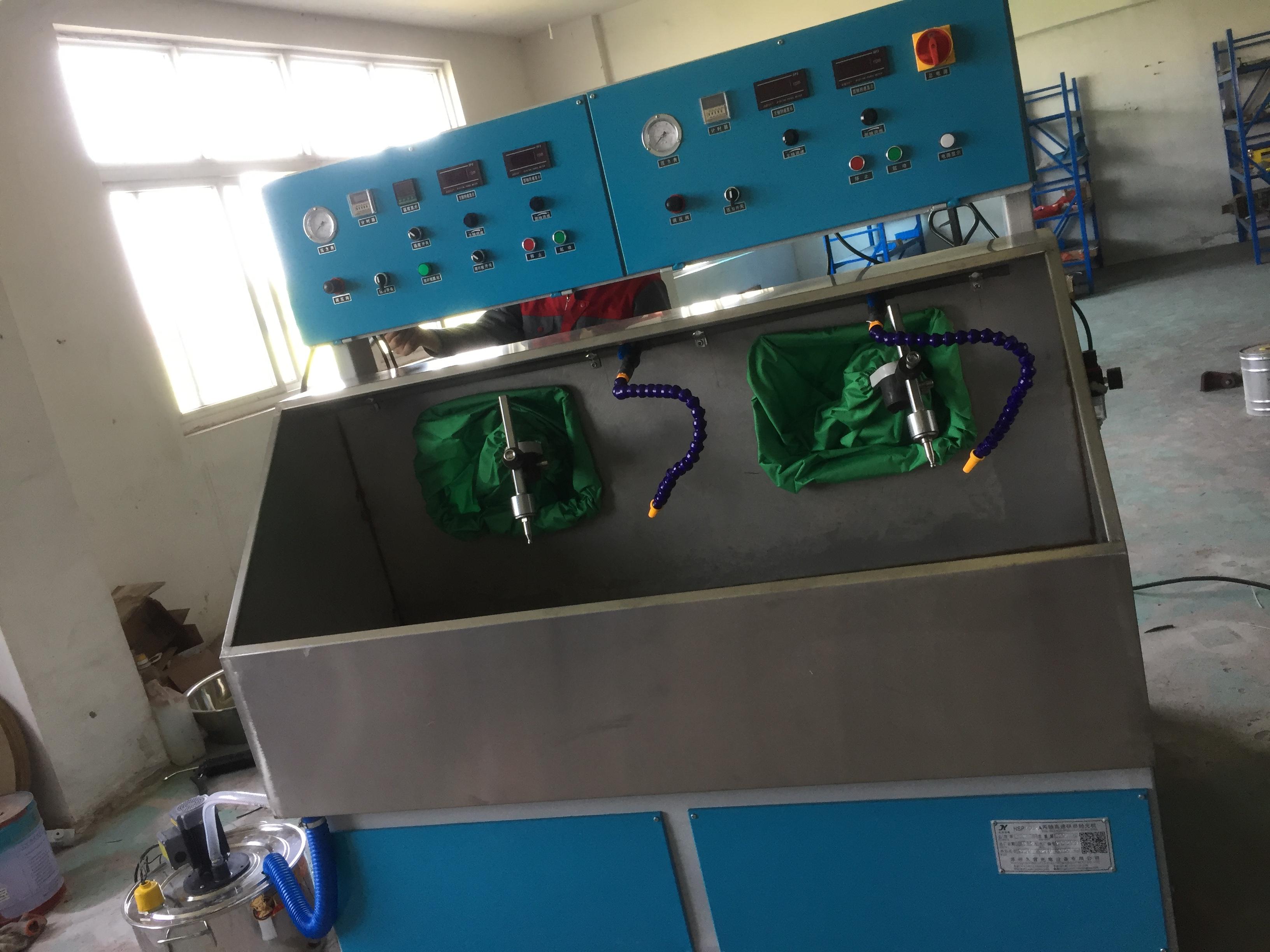 HSP40.2B两轴高速研磨抛光机
